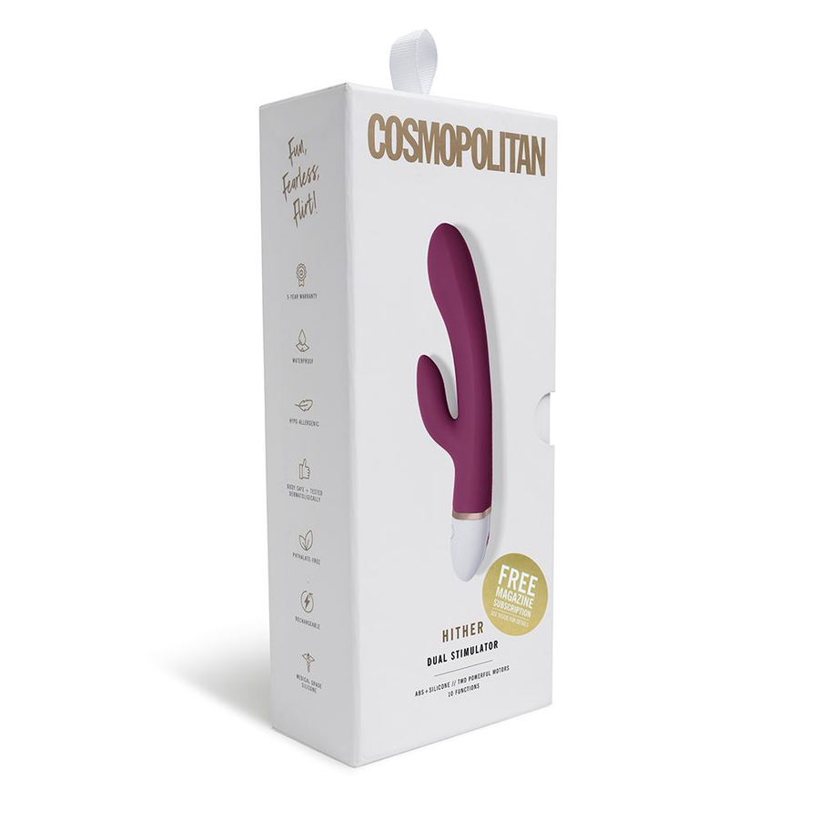 Cosmopolitan Hither - Purple