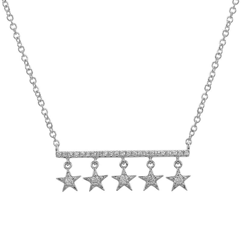 MULTISTAR NECKLACE