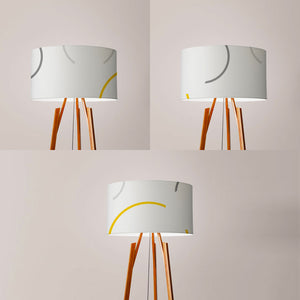 "Rings Lamp Shade Diameter 45cm (18"") Ceiling or floor lamp - Meretant Decor"