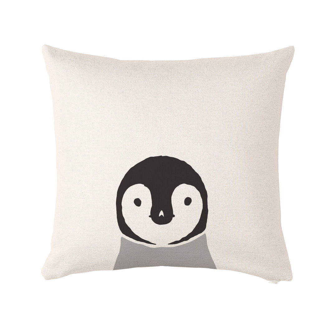 Penguin Cushion cover 50x50cm (20x20