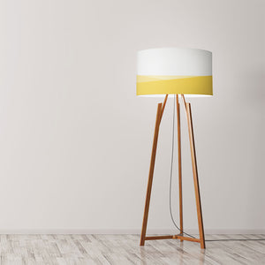 "Desert Drum Lampshade Diameter 45cm (18"") - Meretant Decor"