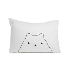 Load image into Gallery viewer, Hamster housewife pillowcase - Meretant Decor