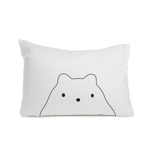 Hamster housewife pillowcase - Meretant Decor