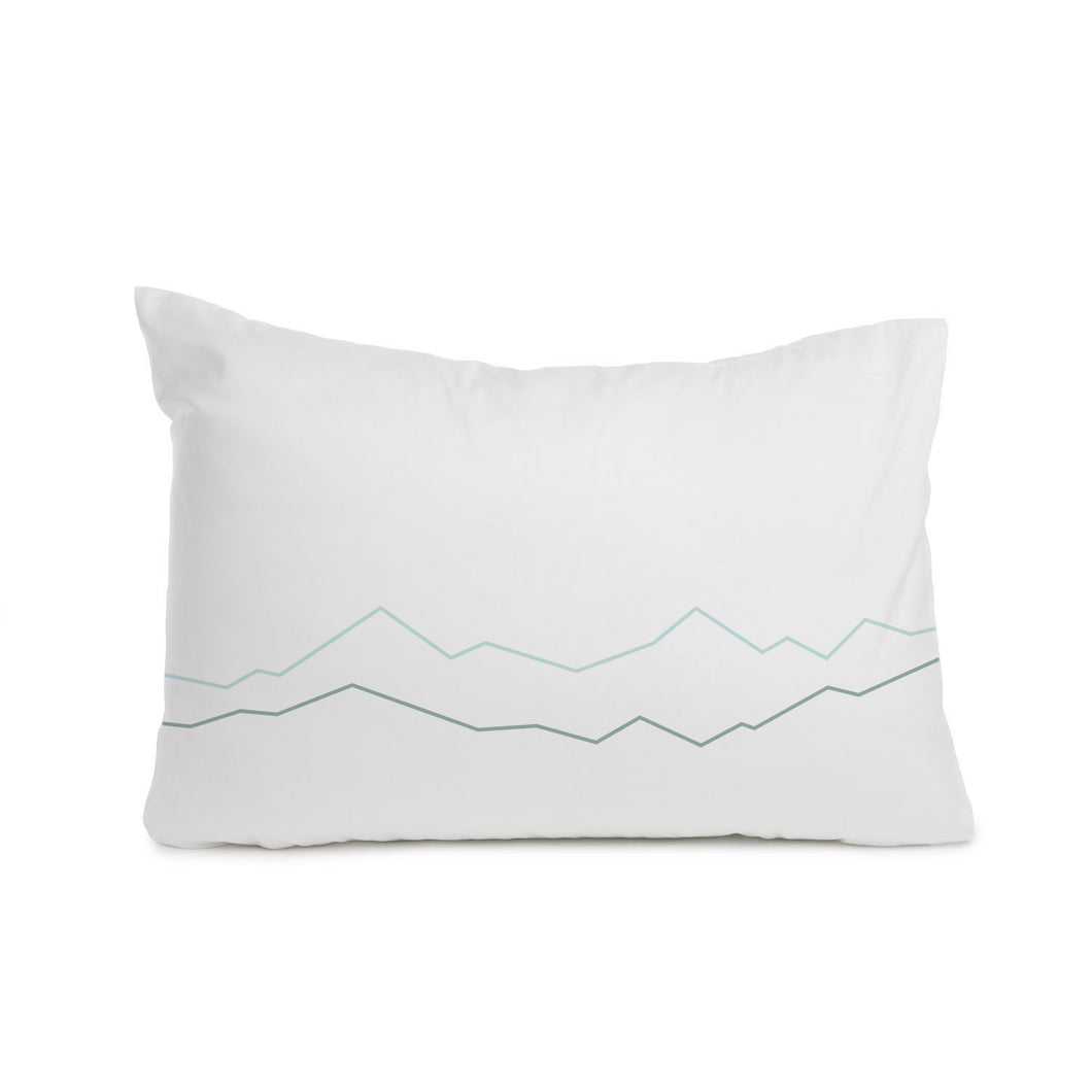 The Himalaya Mountains pattern pillowcase Cot bed or Standard size - Meretant Decor