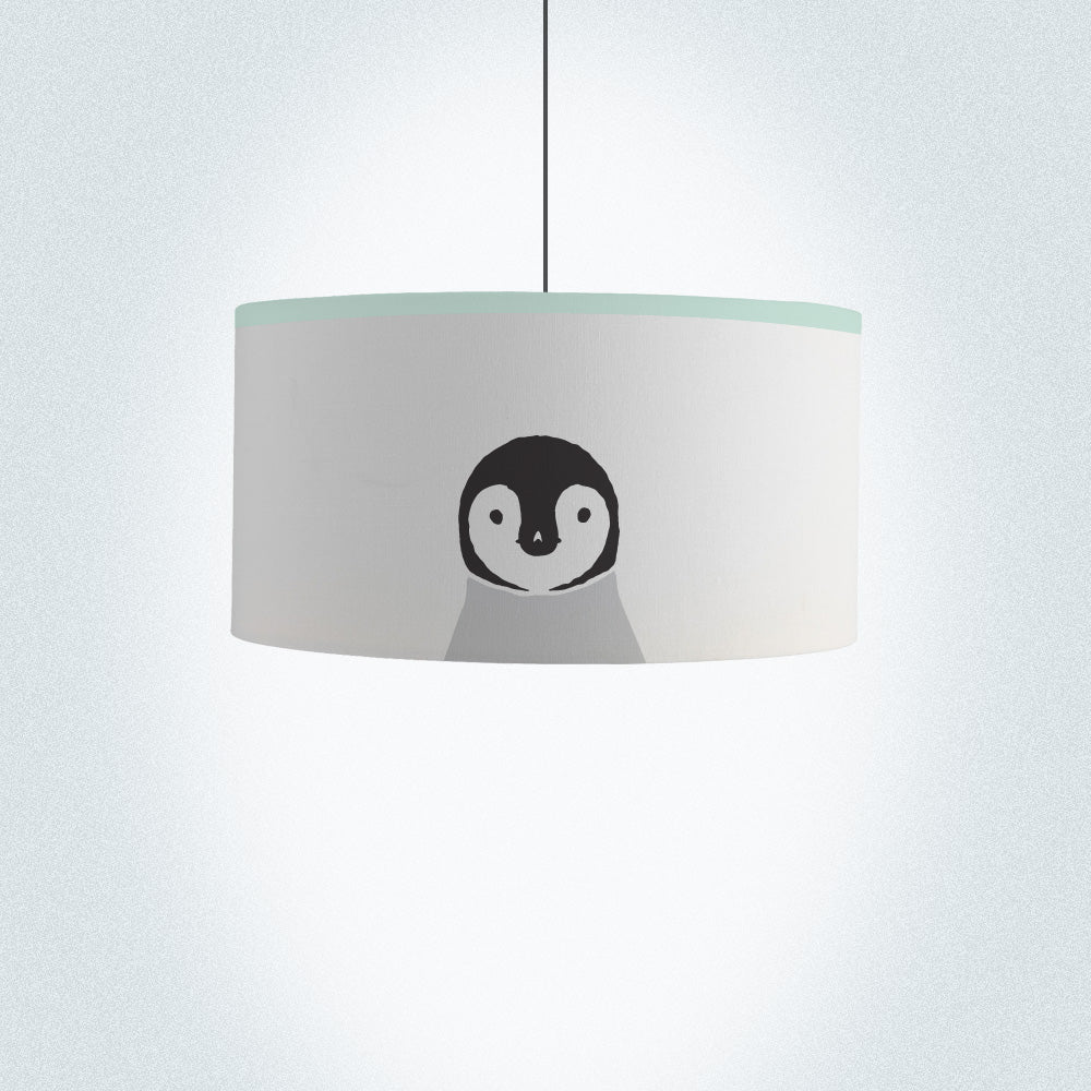 Penguin Drum Lamp Shade Diameter 45cm (18