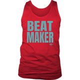 Beatmaker Mens Tank Top - Audio Swag