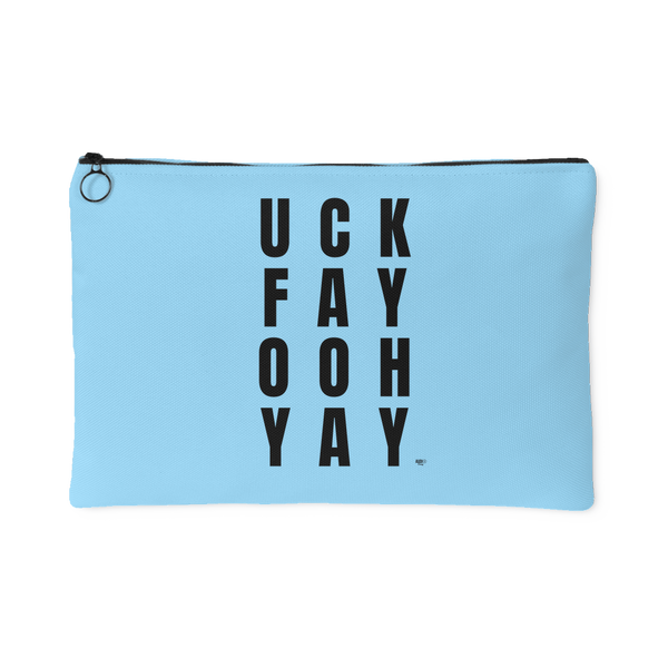 Uck Fay Ooh Yay Large Accessory Pouch
