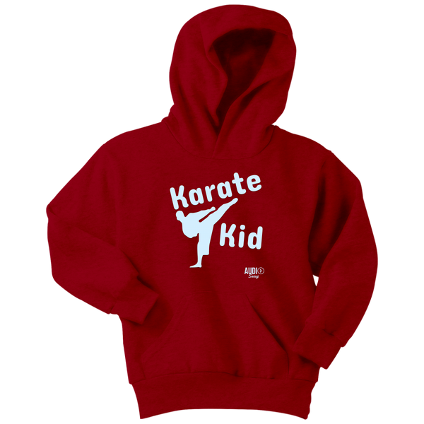 Karate Kid Youth Hoodie