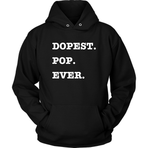 Dopest Pop Ever Hoodie - Audio Swag