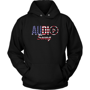 Audio Swag USA Logo Hoodie - Audio Swag