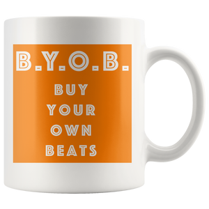 Buy Your Own Beats Mug - Audio Swag