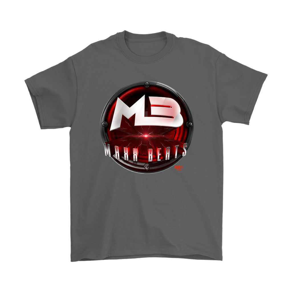 MAXXBEATS Laser Logo Mens T-shirt - Audio Swag
