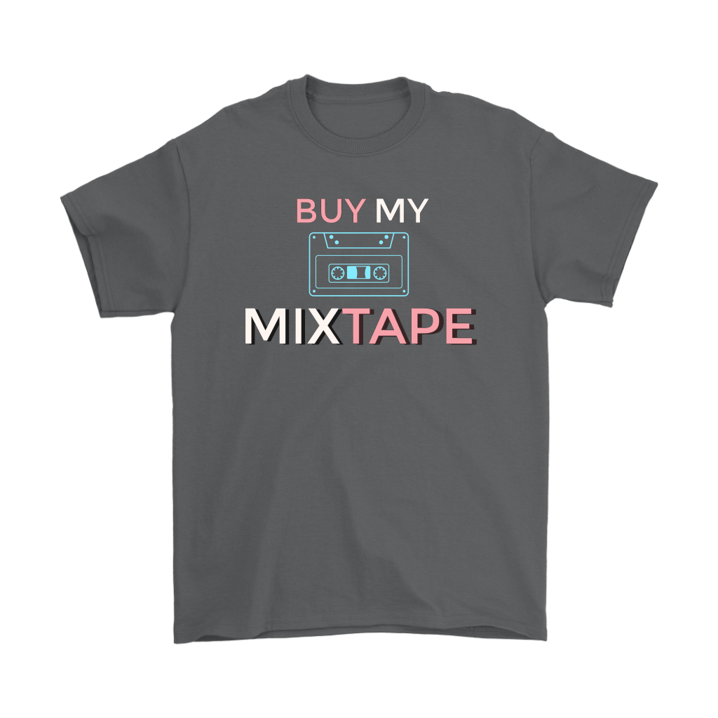 Buy My Mixtape Mens T-shirt - Audio Swag