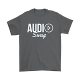 Audio Swag Light Logo Mens Tee - Audio Swag
