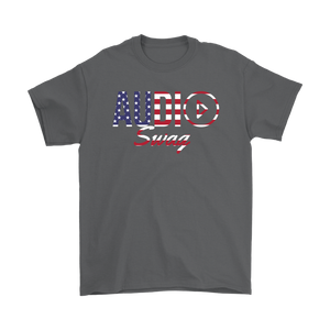 Audio Swag USA Logo Mens Tee - Audio Swag