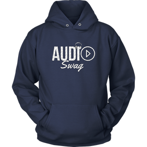Audio Swag Music Logo Hoodie - Audio Swag