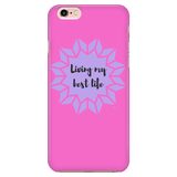 Living My Best Life iPhone Phone Case - Audio Swag