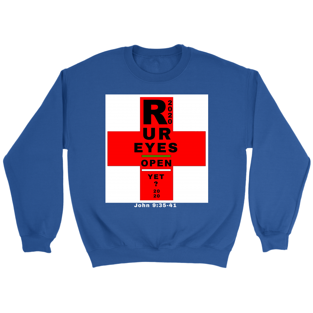 New Generation-Eyes Open Sweatshirt