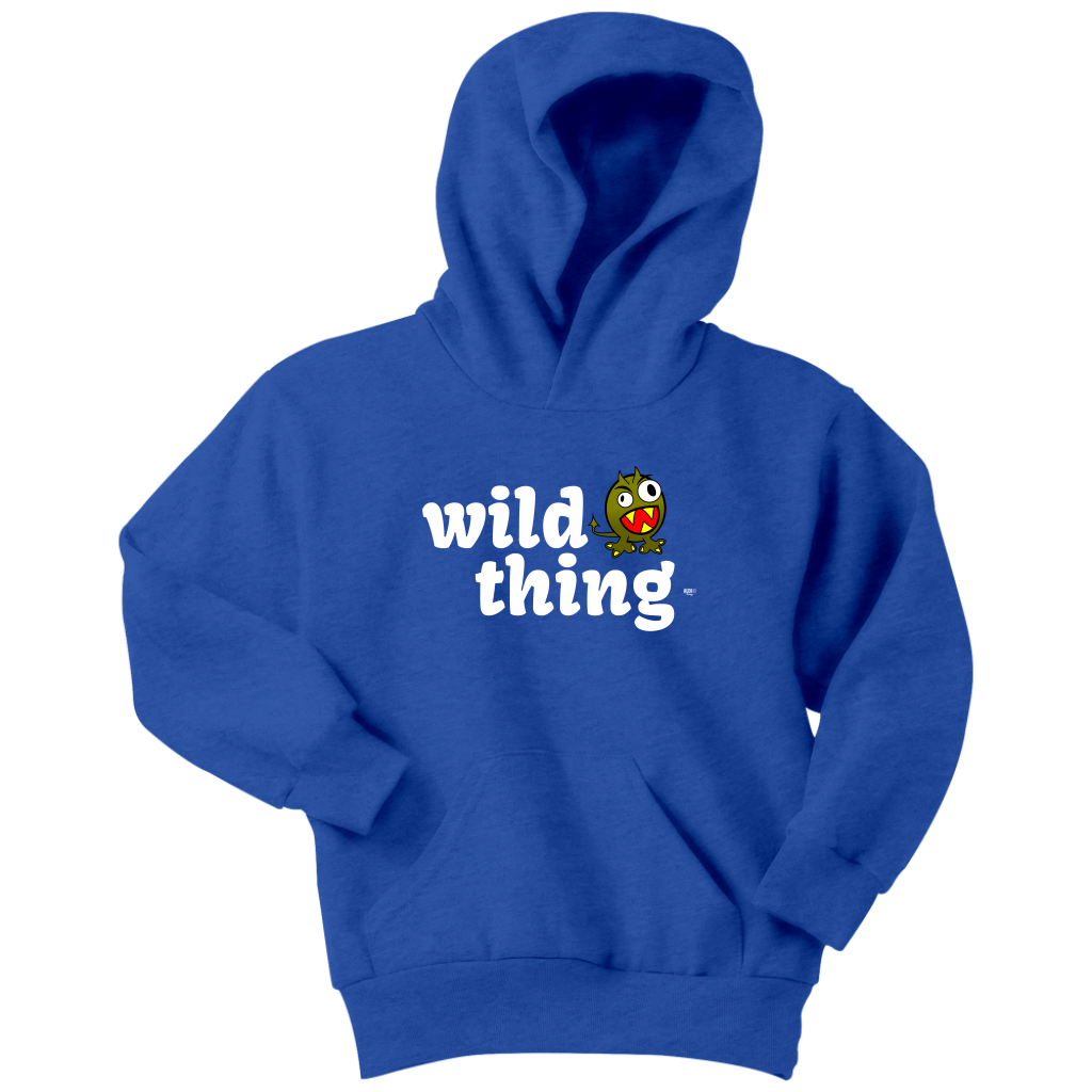 Wild Thing Youth Hoodie
