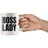 Boss Lady Mug - Audio Swag