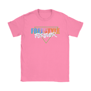 Freestyle Forever Ladies Tee - Audio Swag