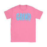 Grind Ladies T-shirt - Audio Swag