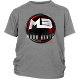 MAXXBEATS Red Logo Youth Tee - Audio Swag