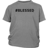 #Blessed Youth T-shirt - Audio Swag