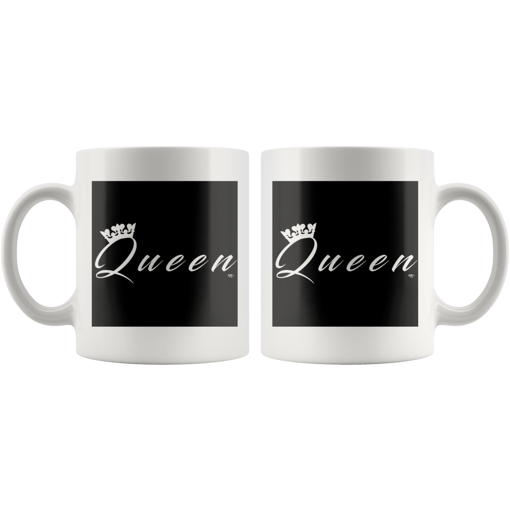 Queen Mug - Audio Swag