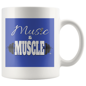 Music & Muscle Mug - Audio Swag