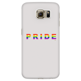Pride Rainbow Galaxy Phone Case
