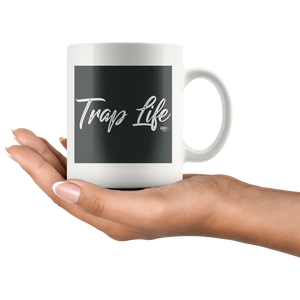 Trap Life Mug - Audio Swag