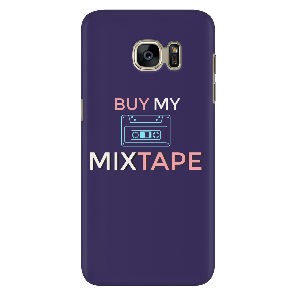 Buy My Mixtape Galaxy Phone Case - Audio Swag