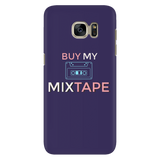 Buy My Mixtape Galaxy Phone Case