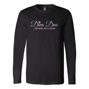 Diva Duo Jewelry Long Sleeve T-shirt - Audio Swag