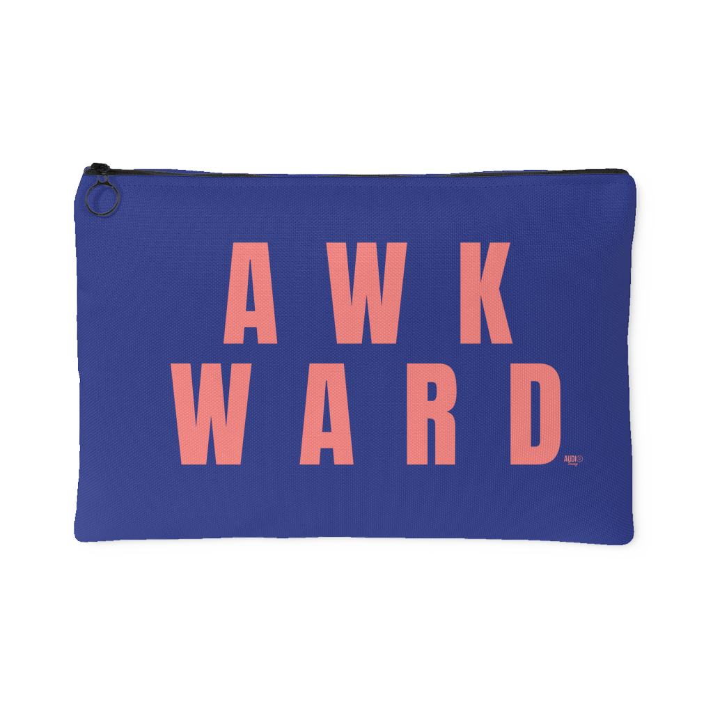 Awkward Large Accessory Pouch - Audio Swag