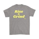 Rise and Grind Mens T-shirt - Audio Swag