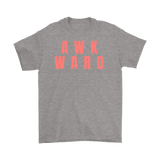 Awkward Mens T-shirt - Audio Swag