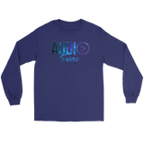 Audio Swag Cosmo Logo Long Sleeve T-shirt - Audio Swag