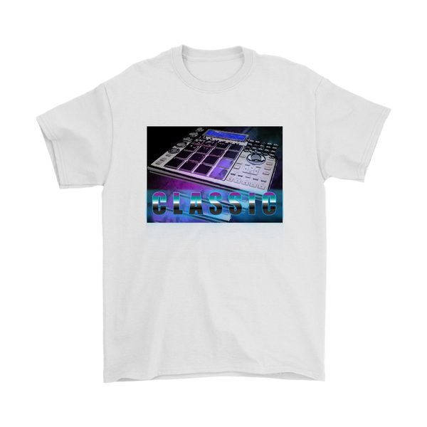 Classic Drum Machine Mens Tee - Audio Swag