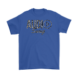 Audio Swag Zebra Logo Mens T-shirt - Audio Swag