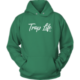 Trap Life Hoodie - Audio Swag