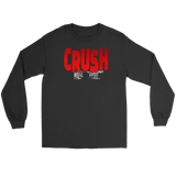 Crush It Motivational Long Sleeve T-Shirt - Audio Swag