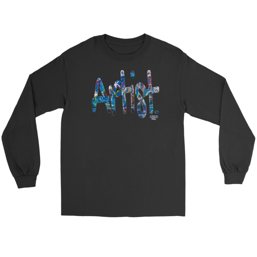 Artist. Long Sleeve T-shirt - Audio Swag