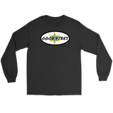 Good Vibes Long Sleeve Tee - Audio Swag