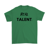 Real Talent Men Tee - Audio Swag