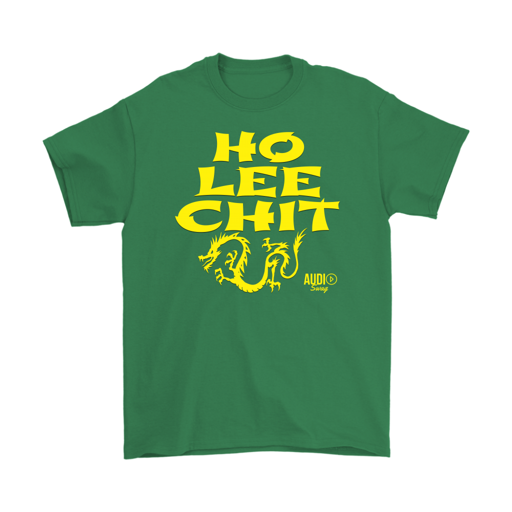 Ho Lee Chit Mens T-shirt - Audio Swag