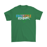 Freestyle Forever Mens T-shirt - Audio Swag