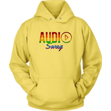 Audio Swag Pride Logo Hoodie - Audio Swag
