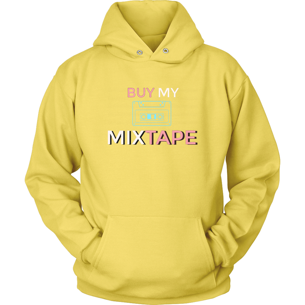 Buy My Mixtape Hoodie - Audio Swag